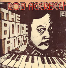 ROB AGERBEEK - THE BOOGIE ROCKS (1975 DUTCH JAZZ VINYL LP)