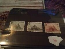 timbre belgique x basilique koeckelberg surcharge n 481/3 (lot74)
