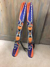 Salomon Snowblades L90  R6 Blue & Orange