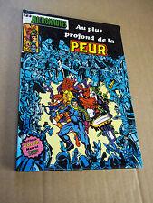 """""""LES MICRONAUTES - AU PLUS PROFOND DE LA PEUR"""" ARTIMA (1981) MARVEL SUPERSTAR"""