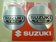 Set of Genuine Suzuki Engine Emblem GSX400 GSX750 GSX1000 GSX1100 Katana