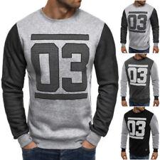 Sweatshirts OZONEE normale Herren-Kapuzenpullover & -Sweats