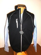 Bobby Jones X-H20 Performance Polyester Sandee Full Zip Vest NWT  Medium $145