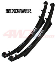 ROCKCRAWLER REAR LEAF SPRINGS MAZDA BT50 2006-2011