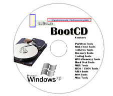 Démarrage Windows / réparation / Data Recovery Disk xp, 2000, NT, 7