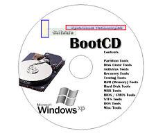 Arranque de Windows / Reparación / recuperación de datos de disco XP, 2000, NT, 7