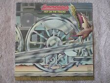 "COMMODORES-HOT ON THE TRACKS (1976) 12"" vinyl LP-Motown M6-867S1 Lionel Richie"