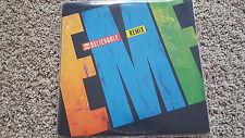 EMF - Unbelievable US  REMIX 12'' Disco Vinyl