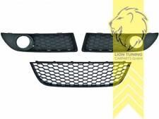 Gitter für Frontstoßstange für VW Polo 9N3 GTI Optik 3-teilig