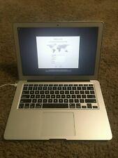 Apple MacBook Air 13 inch Laptop - (2015, Silver) Used