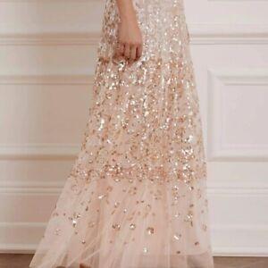 BHLDN Needle & Thread Dress Gown size US 12 $629