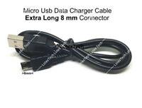 Blackview bv6000s/bv4000/PRO / DOOGEE S30 Micro USB DATA CABLE CARGADOR 8mm