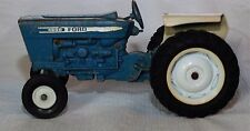 VINTAGE ERTL FORD 4600 TOY TRACTOR 1/16 SCALE DIECAST 1960'S NICE