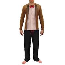NEW MENS XL Doctor Who 11th Dr Who Pajamas PJ'S Sleep Set