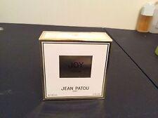 Vintage Jean Patou Joy Perfume Pure Extrait Parfum 1OZ Baccarat 30ml Splash New
