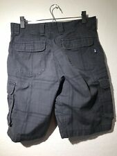 Mens The North Face Cargo Shorts Size 32 - Plaid - Cargos - Cotton