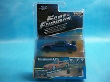 Jada Fast & Furious Brian's Nissan GT-R (R35) 1:55 Build N' Collect