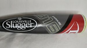 Louisville Slugger Prime 916 Baseball Bat -12.5 24/11.5 (2 1/4) TBP9162 BPF 1.15