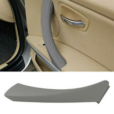 Right Car Inner Door Panel Handle Cover For BMW E90 E91 Sedan Wagon 2004-2012
