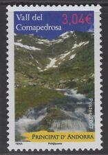 ANDORRA SGF682 2007 VALL DEL COMPAPEDROSA MNH