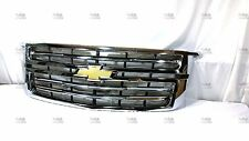 2015-2018 Chevrolet Tahoe Suburban GM Chrome Accessory Grille 23320672 OEM NEW