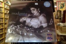 Madonna Like a Virgin LP sealed white colored vinyl Back to the 80s Rhino Indie
