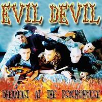 EVIL DEVIL - BREAKFAST AT THE PSYCHOHOUSE   VINYL LP NEU