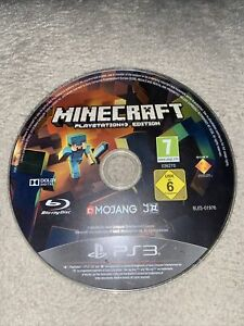 Minecraft Playstation 3 Disc Only