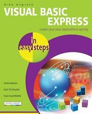 NEW - Visual Basic Express in easy steps by McGrath, Mike