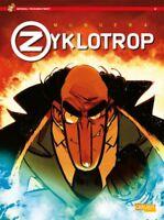Spirou präsentiert 2 - Zyklotrop II - Carlsen Comics - deutsch - NEUWARE