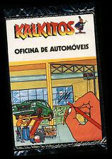 KALKITOS | AUTOWERKSTATT * OVP 1979 UNBENUTZT TOP MINT RUBBELBILDER DECOTRANSFER