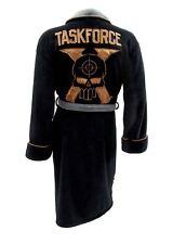 Suicide Squad Taskforce X Adult Fleece Hoodless Bathrobe Dressing Gown