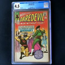 Daredevil #5 (Marvel 1964) 💥 CGC 4.5 💥 1st Appearance of the Matador! Comic