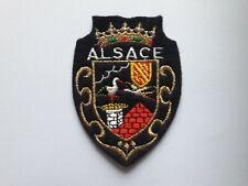 Ecusson ALSACE