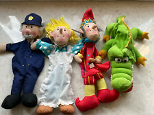 ELC Punch & Judy Puppets Policeman Hand Puppet Play Therapy Pre school story aid