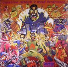 Massive Attack Dance LP Records