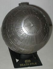 """Star Wars Death Star with Stand - Comes with Darth Vader - Opens 5"""" Diameter"""