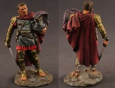 Tin toy soldiers  painted 54 mm Spartacus