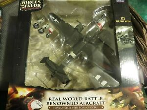 FORCES OF VALOR WWII US B-25J MITCHELL PHILIPPINES 1945 1/72 NIB
