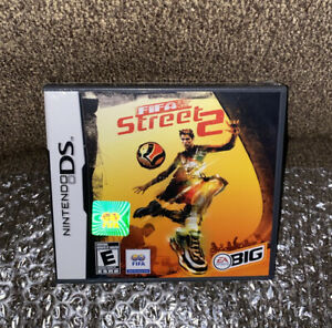 FIFA Street 2 BRAND NEW SEALED! EA Sports Nintendo DS (2006) VARIANT GOOD COND!