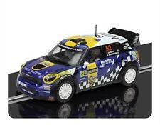 Scalextric C3401 Mini Countryman WRC Rally de Suecia 2012