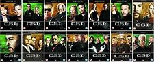 CSI Las Vegas Complete Series 1 - 14 DVD Season 1 2 3 4 5 6 7 8 9 10 11 12 13 14