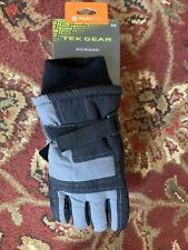 Tech Gear Boys 8-20 Ski Gloves. 3M Thinsulate Insulation.
