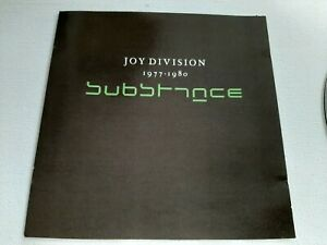 Substance by Joy Division (CD, 1988, Polygram Canada)