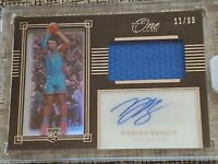 2019-20 Panini One And One Darius Bazley RPA /99 Oklahoma City Thunder