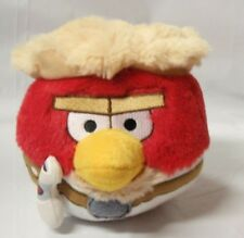 "2012 Commonwealth Toys 5""  Luke Skywalker Angry Bird Plush (no sound)"