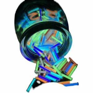 Glass Luminous Tube 1.5 * 6mm Tritium Gas Tube Perfect Substitute