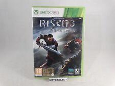 RISEN 3 TITAN LORDS FIRST EDITION MICROSOFT XBOX360 PAL ITALIANO NUOVO SIGILLATO