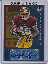 2012 Panini Contenders Alfred Morris Playoff Ticket Auto /99!!!