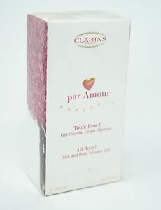 Clarins par Amour 200ml Hair and Body Shower Gel